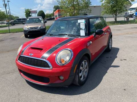 2009 MINI Cooper for sale at Diana Rico LLC in Dalton GA