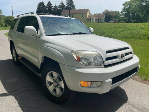 2004 Toyota 4Runner for sale at Trocci's Auto Sales in West Pittsburg PA