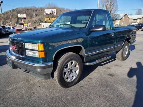 1996 GMC Sierra 1500 for sale at MCMANUS AUTO SALES in Knoxville TN