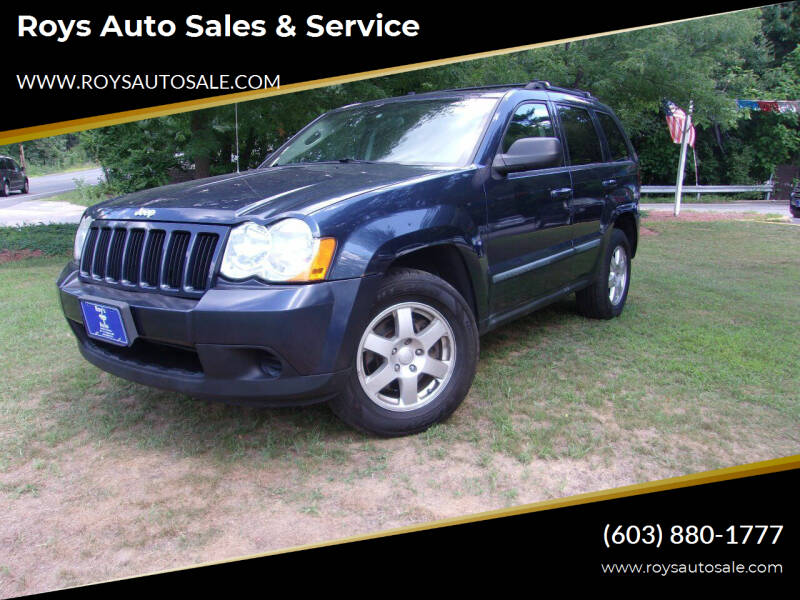 2009 Jeep Grand Cherokee for sale at Roys Auto Sales & Service in Hudson NH