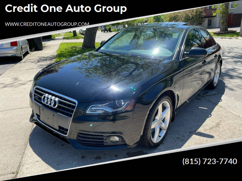 2011 Audi A4 for sale in Joliet, IL