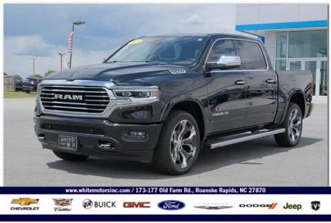 2020 RAM Ram Pickup 1500 for sale at WHITE MOTORS INC in Roanoke Rapids NC
