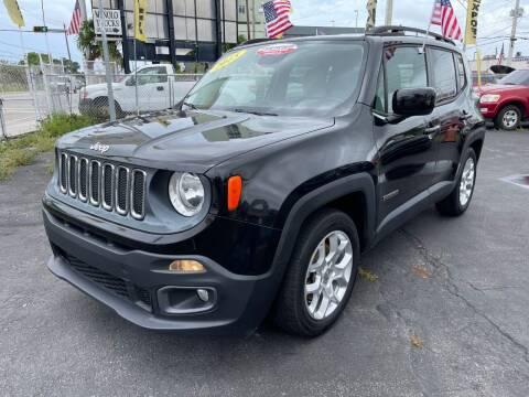 2015 Jeep Renegade for sale at MIAMI AUTO LIQUIDATORS in Miami FL
