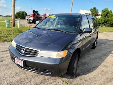 2004 Honda Odyssey for sale at Swan Auto in Roscoe IL
