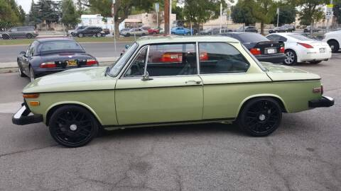 1975 BMW 2 Series for sale at Shick Automotive Inc in North Hills CA