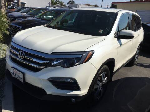 2017 Honda Pilot for sale at Auto Max of Ventura in Ventura CA