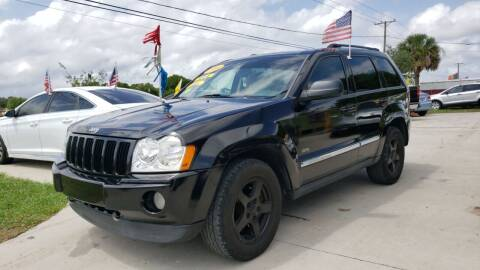 2006 Jeep Grand Cherokee for sale at GP Auto Connection Group in Haines City FL