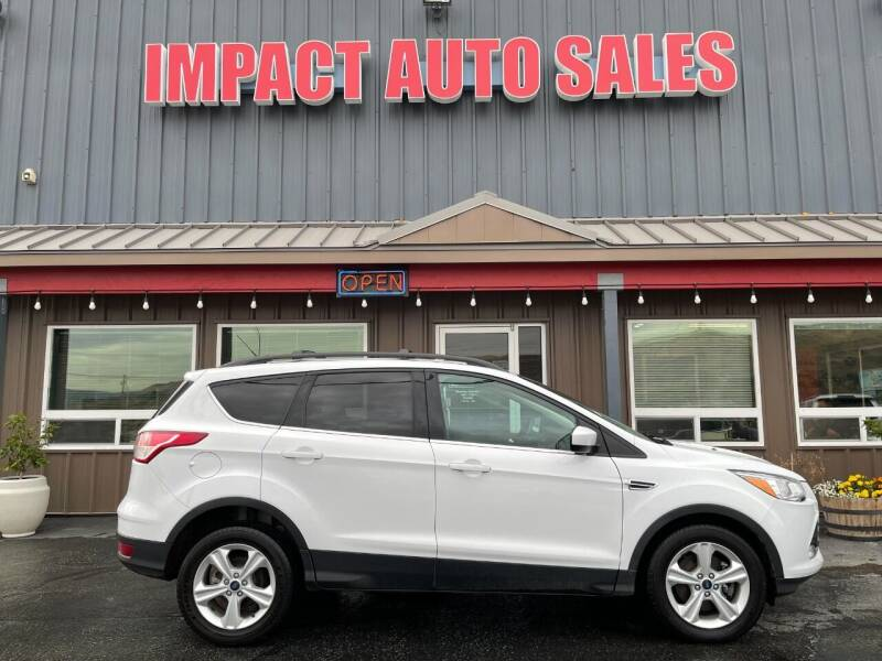 2015 Ford Escape for sale at Impact Auto Sales in Wenatchee WA