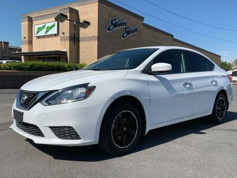 2016 Nissan Sentra for sale at Ultimate Auto Sales Of Orem in Orem UT