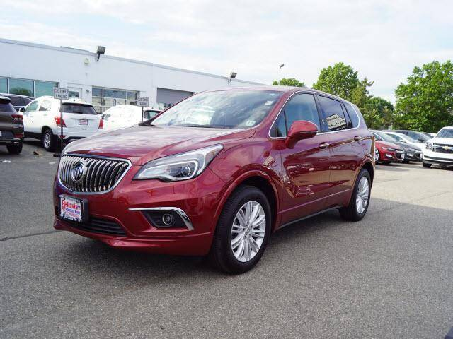 2018 Buick Envision Preferred 4dr Crossover - East Rutherford NJ