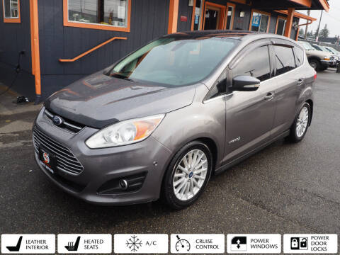 2013 Ford C-MAX Hybrid for sale at Sabeti Motors in Tacoma WA