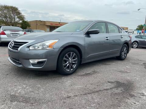 2015 Nissan Altima for sale at Automotive Brokers Group in Dallas TX