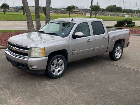 2008 Chevrolet Silverado 1500 for sale at M A Affordable Motors in Baytown TX
