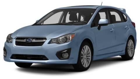 2012 Subaru Impreza for sale at Somerville Motors in Somerville MA