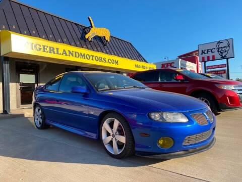 2004 Pontiac GTO for sale at Tigerland Motors in Sedalia MO