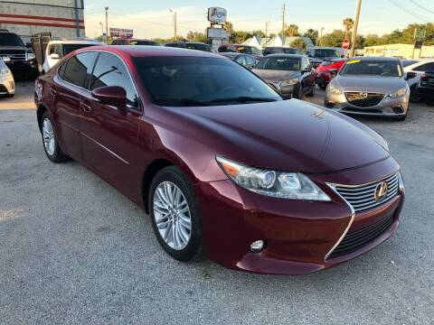 2014 Lexus ES 350 for sale at Marvin Motors in Kissimmee FL