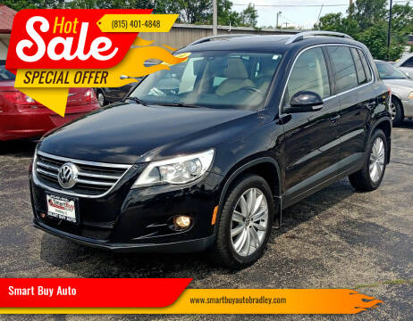 2009 Volkswagen Tiguan for sale at Smart Buy Auto in Bradley IL