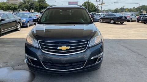 2013 Chevrolet Traverse for sale at Auto Limits in Irving TX