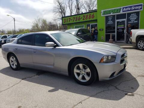 2014 Dodge Charger for sale at Empire Auto Group in Indianapolis IN