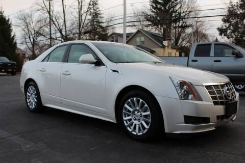 2012 Cadillac CTS for sale at Crown Motors in Schenectady NY