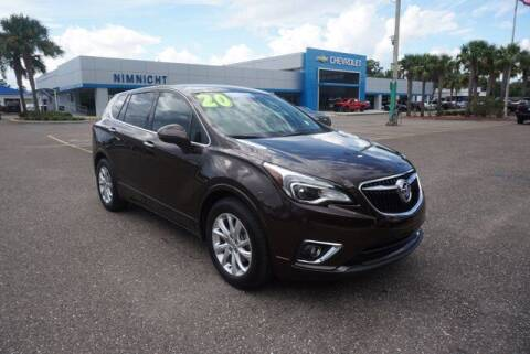2020 Buick Envision for sale at WinWithCraig.com in Jacksonville FL