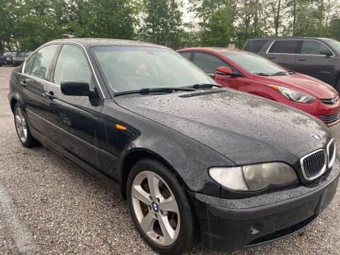 2004 BMW 3 Series for sale at Godwin Motors in Laurel MD