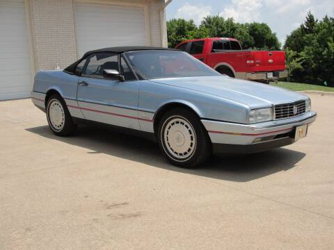1989 Cadillac Allante for sale at Frieling Auto Sales in Manhattan KS