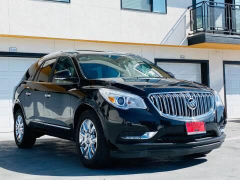 2014 Buick Enclave for sale at Avanesyan Motors in Orem UT