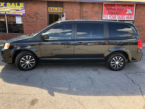 2012 Dodge Grand Caravan for sale at Atlas Cars Inc. in Radcliff KY