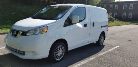 2017 Nissan NV200 for sale at Thompson Auto Sales Inc in Knoxville TN