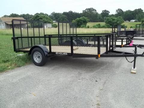 2020 HOLMES TRAILER for sale at Gilliam Motors Inc in Dillwyn VA