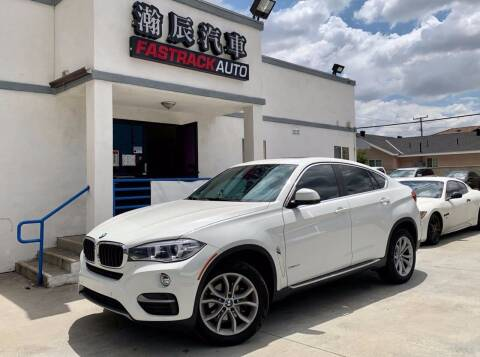 2016 BMW X6 for sale at Fastrack Auto Inc in Rosemead CA