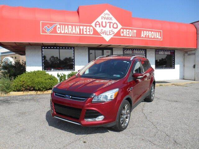 2013 Ford Escape for sale at Oak Park Auto Sales in Oak Park MI