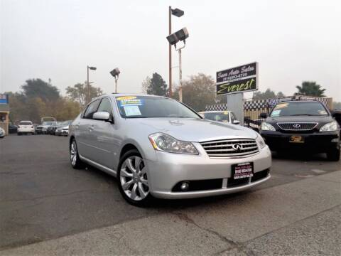 2007 Infiniti M45 for sale at Save Auto Sales in Sacramento CA