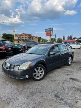2006 Nissan Maxima for sale at Big Bills in Milwaukee WI