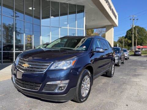 2017 Chevrolet Traverse for sale at Credit Union Auto Buying Service in Winston Salem NC