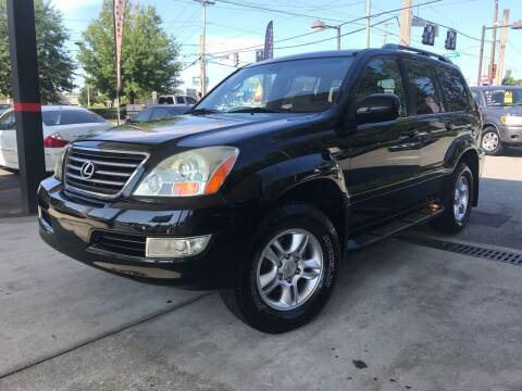 2004 Lexus GX 470 for sale at Michael's Imports in Tallahassee FL