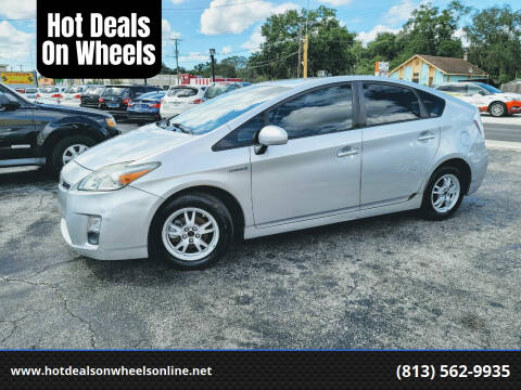 2010 Toyota Prius for sale at Hot Deals On Wheels in Tampa FL