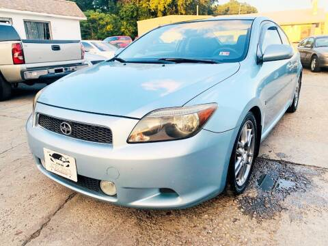 2007 Scion tC for sale at Auto Space LLC in Norfolk VA