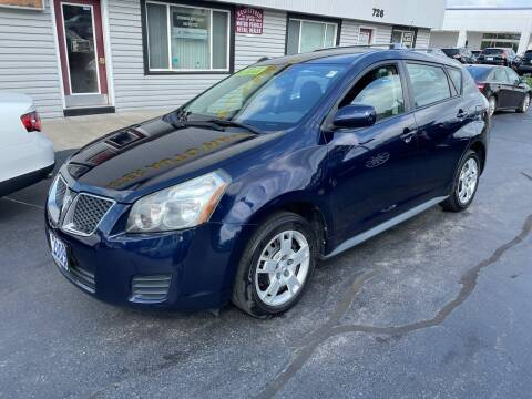 2009 Pontiac Vibe for sale at Shermans Auto Sales in Webster NY
