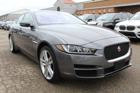 2017 Jaguar XE for sale at SHAFER AUTO GROUP in Columbus OH