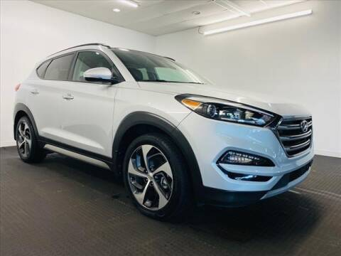 2017 Hyundai Tucson for sale at Champagne Motor Car Company in Willimantic CT