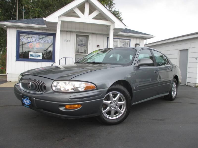 2005 Buick LeSabre for sale at Blue Arrow Motors in Coal City IL