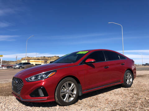2019 Hyundai Sonata for sale at 1st Quality Motors LLC in Gallup NM
