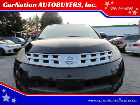 2005 Nissan Murano for sale at CarNation AUTOBUYERS, Inc. in Rockville Centre NY