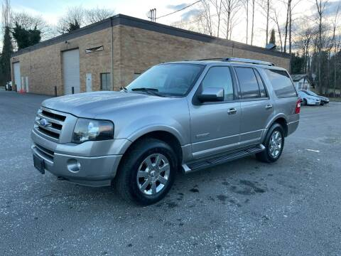 2008 Ford Expedition for sale at KARMA AUTO SALES in Federal Way WA