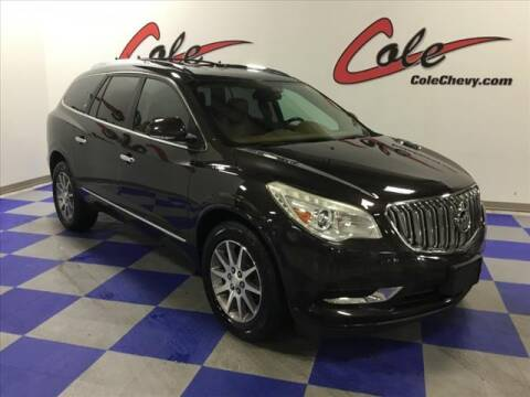 2014 Buick Enclave for sale at Cole Chevy Pre-Owned in Bluefield WV