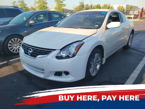 2010 Nissan Altima for sale at Government Fleet Sales - Buy Here Pay Here in Kansas City MO