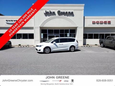 2017 Chrysler Pacifica for sale at John Greene Chrysler Dodge Jeep Ram in Morganton NC