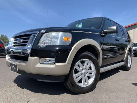 2009 Ford Explorer for sale at Autobahn Sales And Service LLC in Hermantown MN